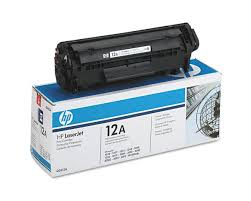 فروشگاه و خدمات اینترنتی بهارچاپ اصفهان-کارتریج 12A  اچ پی-Cartridge HP 12A