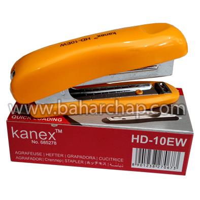 فروشگاه و خدمات اینترنتی بهارچاپ اصفهان-دستگاه منگنه زن کانکس کوچک-Kanex HD-10 Ew Stapler