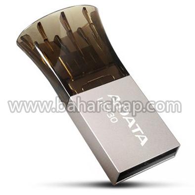 فروشگاه و خدمات اینترنتی بهارچاپ اصفهان-فلش مموری USB OTG ای دیتا مدل چویس UC330 ظرفیت 8 گیگابایت-Adata Choice UC330 USB OTG Flash Memory - 8GB