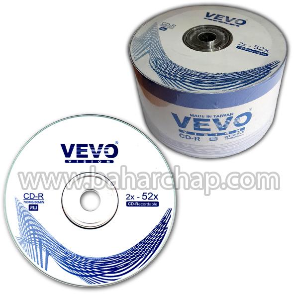 فروشگاه و خدمات اینترنتی بهارچاپ اصفهان-سی دی خام و وو-Vevo CD