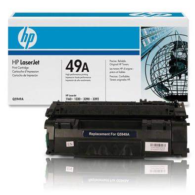 فروشگاه و خدمات اینترنتی بهارچاپ اصفهان-کارتریج 49A  اچ پی-Cartridge HP 49A