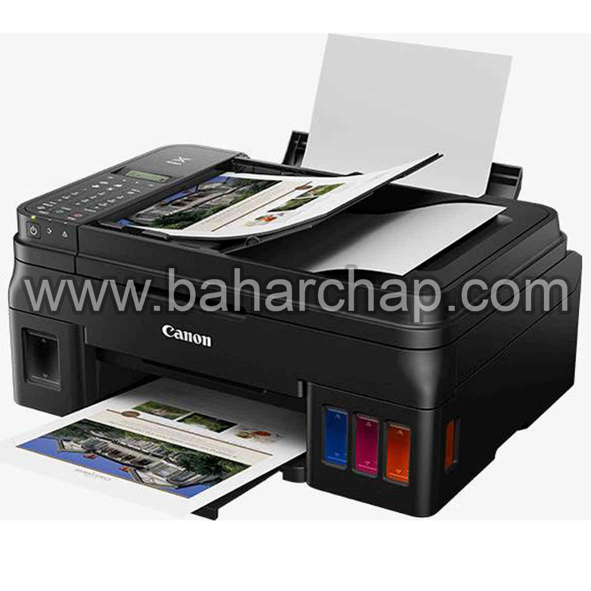 فروشگاه و خدمات اینترنتی بهارچاپ اصفهان-دانلود نرم افزار ریست پرینتر Canon G4410-Reset canon by ST5105