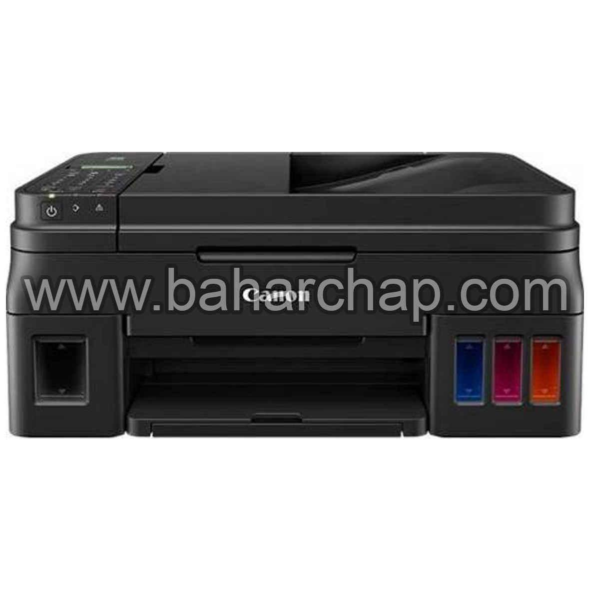 فروشگاه و خدمات اینترنتی بهارچاپ اصفهان-دانلود نرم افزار ریست پرینتر Canon G4510-Reset canon by ST5105