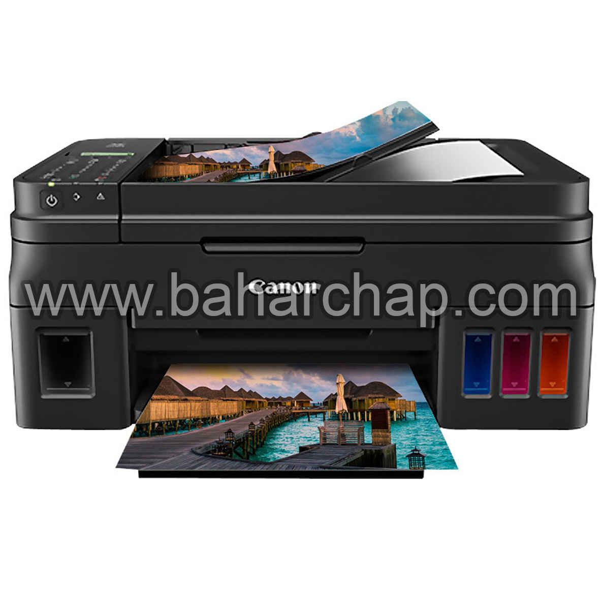 فروشگاه و خدمات اینترنتی بهارچاپ اصفهان-دانلود نرم افزار ریست پرینتر Canon G4800-Reset canon by ST5105