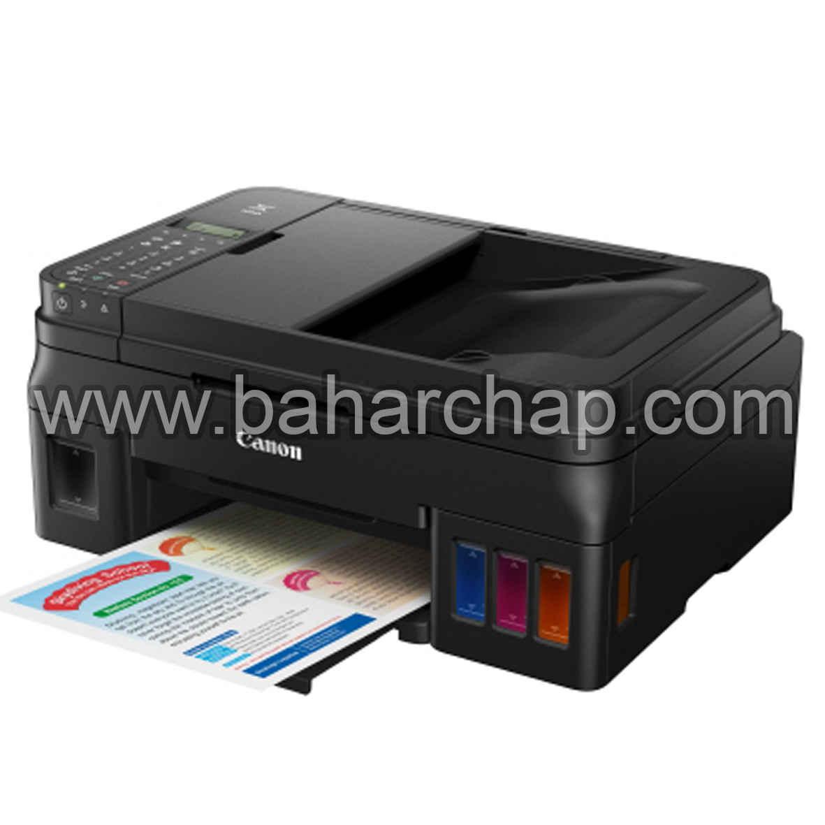 فروشگاه و خدمات اینترنتی بهارچاپ اصفهان-دانلود نرم افزار ریست پرینتر Canon G4902-Reset canon by ST5105