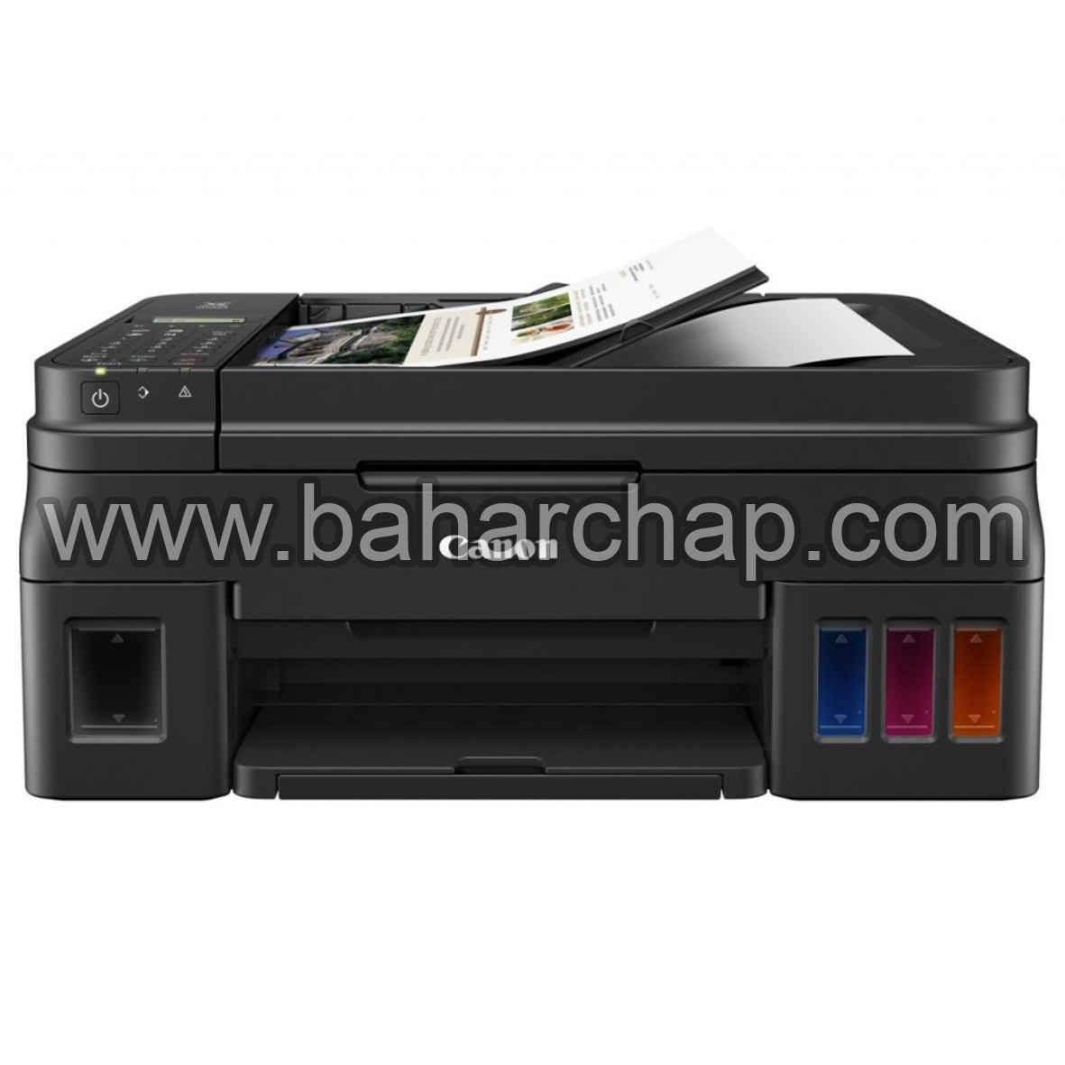 فروشگاه و خدمات اینترنتی بهارچاپ اصفهان-دانلود نرم افزار ریست پرینتر Canon G4910-Reset canon by ST5105