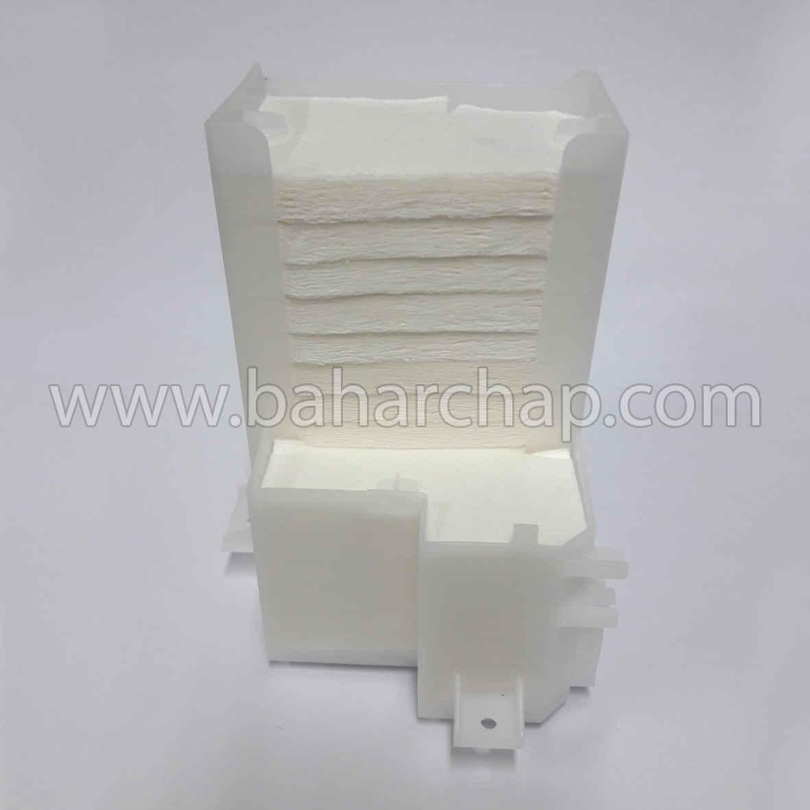 فروشگاه و خدمات اینترنتی بهارچاپ اصفهان-مخزن ضایعات جوهر اپسون مدلهای R295,T50,P50,T60,A50,L800,L801,L805-Waste Ink Tray