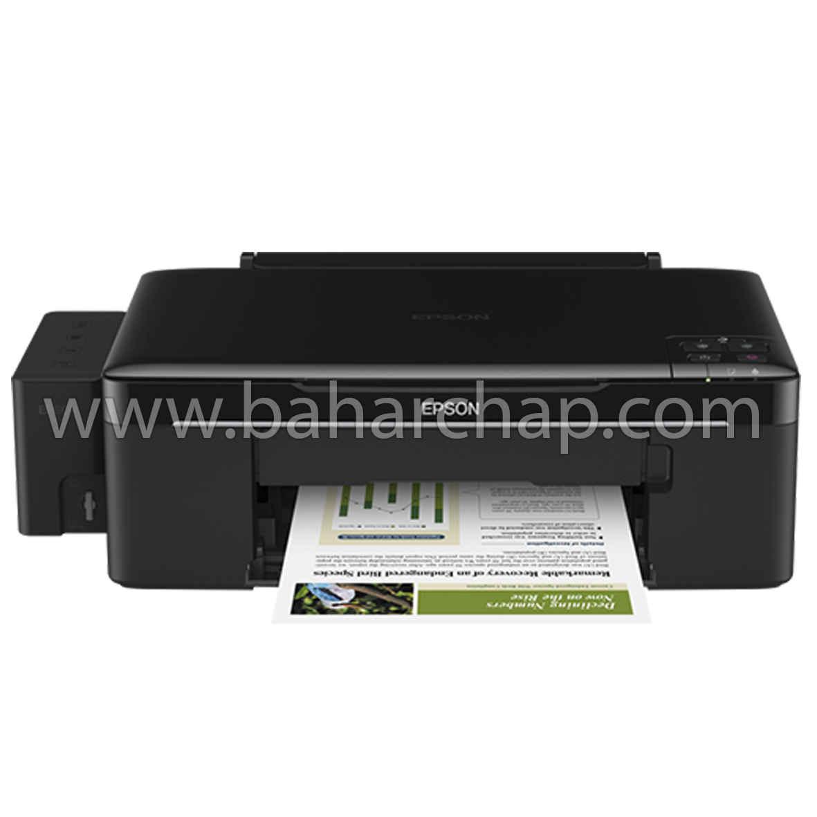 فروشگاه و خدمات اینترنتی بهارچاپ اصفهان-دفترچه تعمیرات تخصصی پرینتر اپسون L200-Repair Manual Epson L200