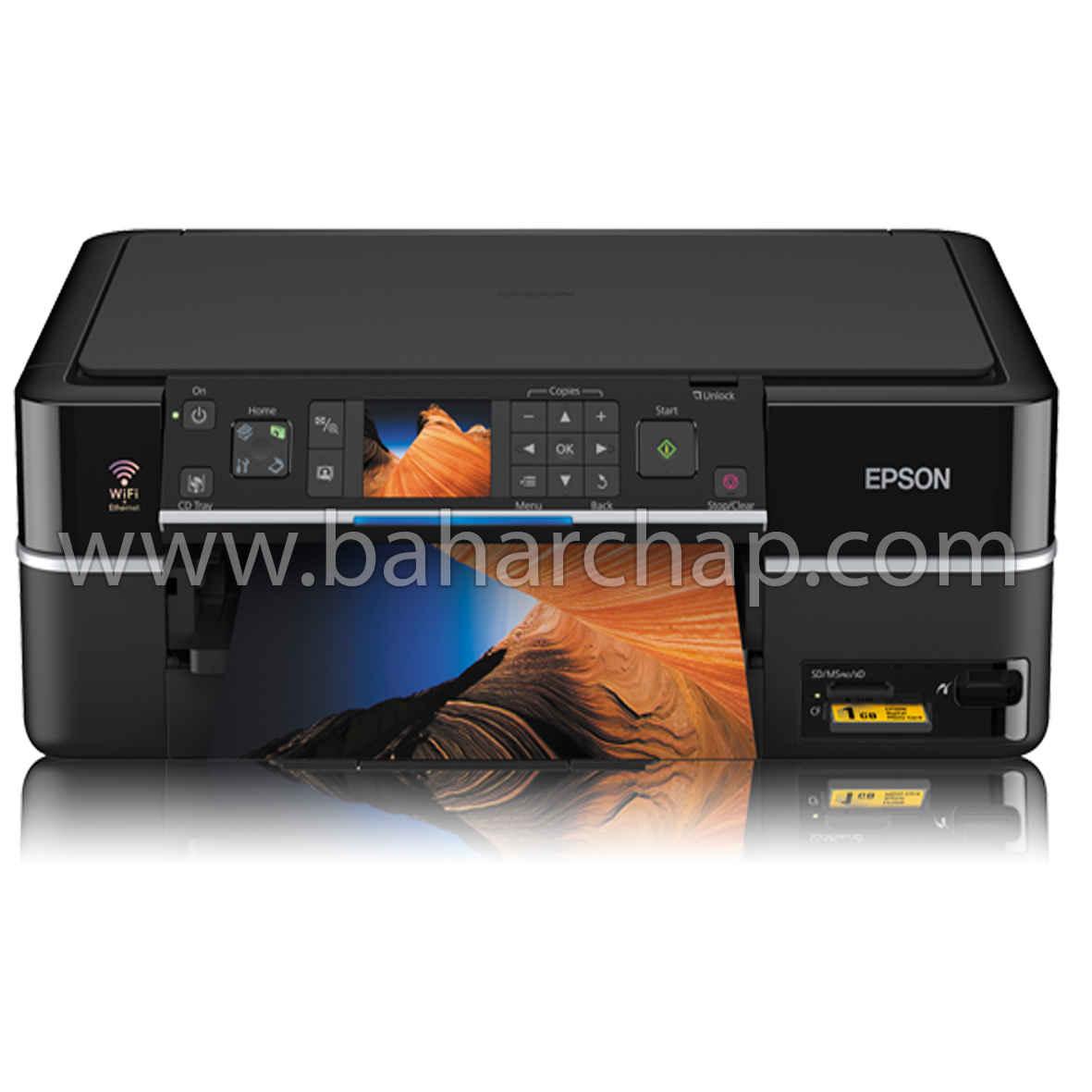 فروشگاه و خدمات اینترنتی بهارچاپ اصفهان-نرم افزار ریست پرینتر اپسون PX700-Epson Adjustment program PX700