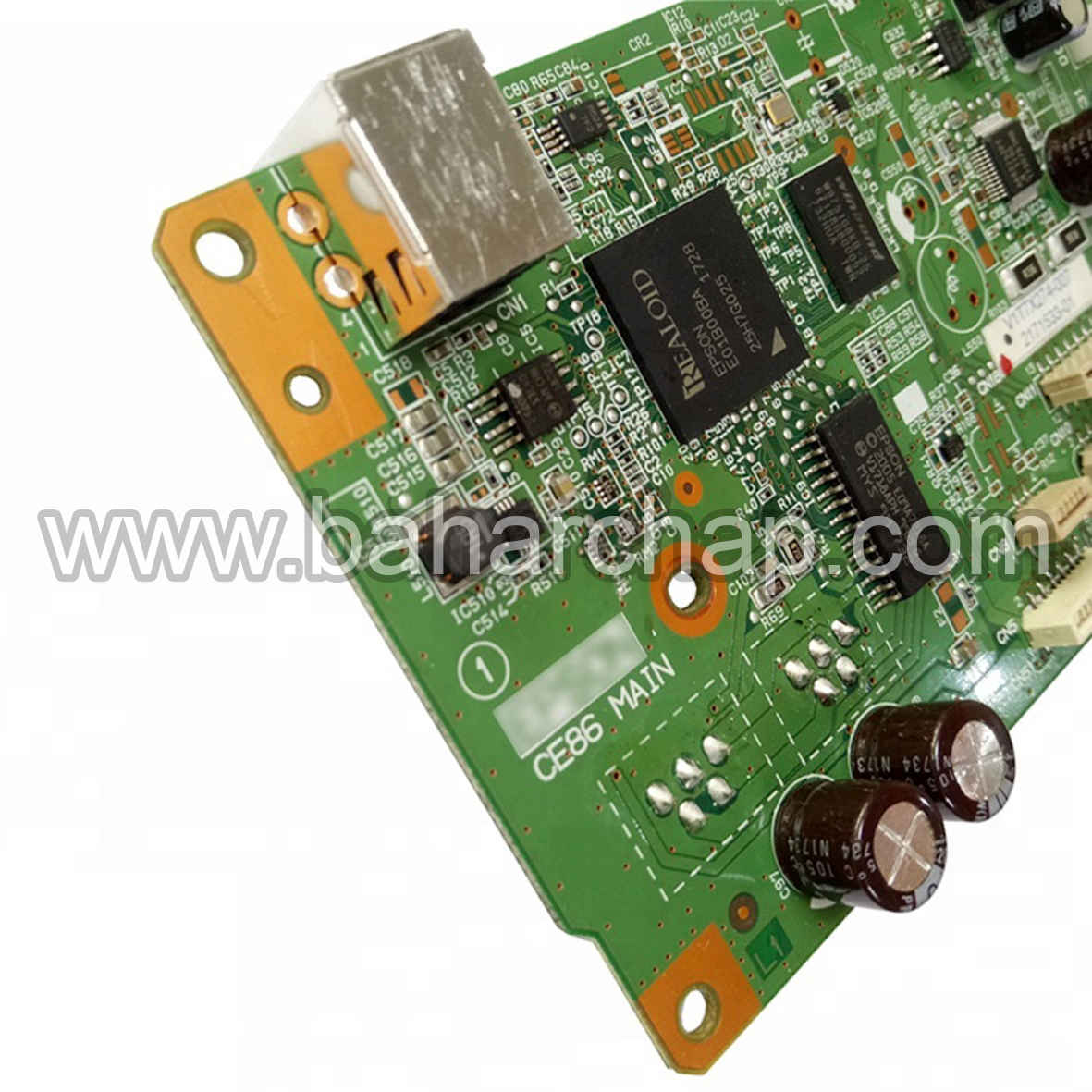 L805 Formatter Board For Epson Main Wifi 665000