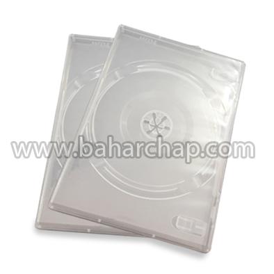 فروشگاه و خدمات اینترنتی بهارچاپ اصفهان-قاب کریستال (شفاف) CD & DVD-CD & DVD Cover