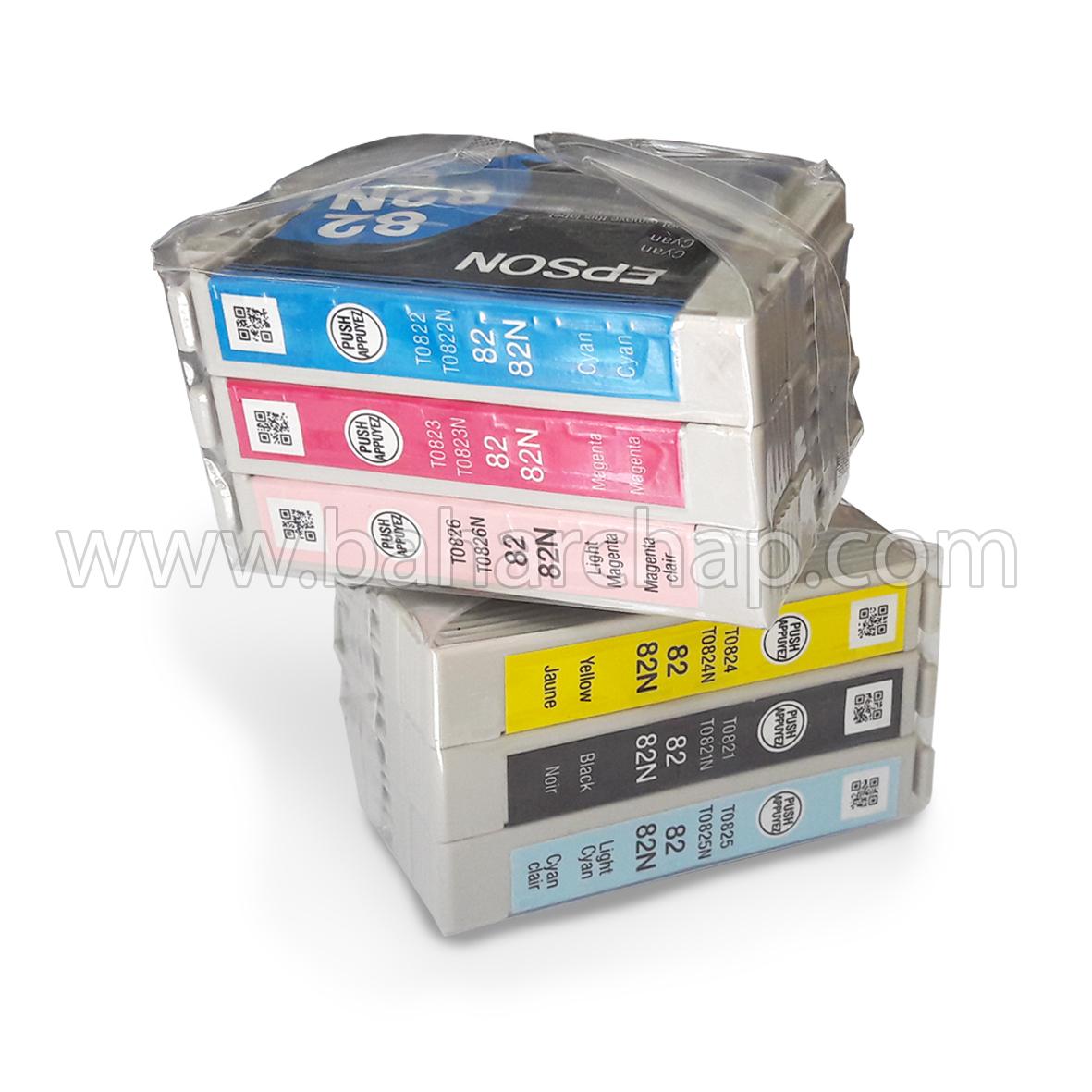 فروشگاه و خدمات اینترنتی بهارچاپ اصفهان-کارتریج اصلی اپسون P50-Epson ink P50