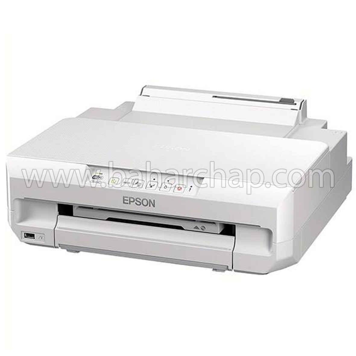 فروشگاه و خدمات اینترنتی بهارچاپ اصفهان-پرینتر چاپ کارت اپسون XP55 ارتقایافته-Epson XP 55 PVC card printer