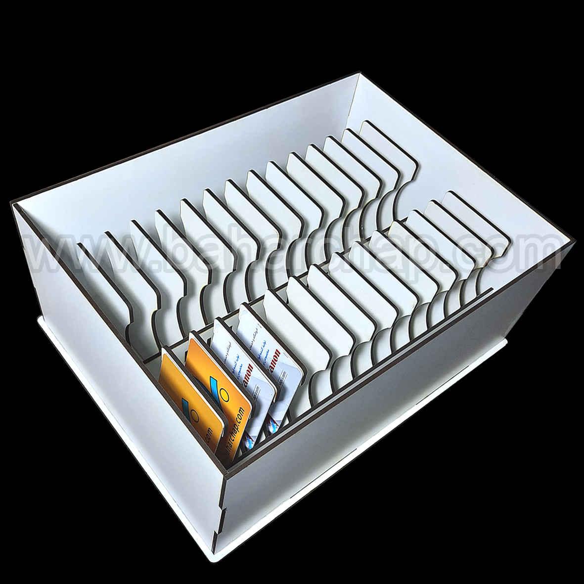 فروشگاه و خدمات اینترنتی بهارچاپ اصفهان-باکس نگهدارنده و خشک کن کارت PVC- PVC Card dryer box for inkjet printer