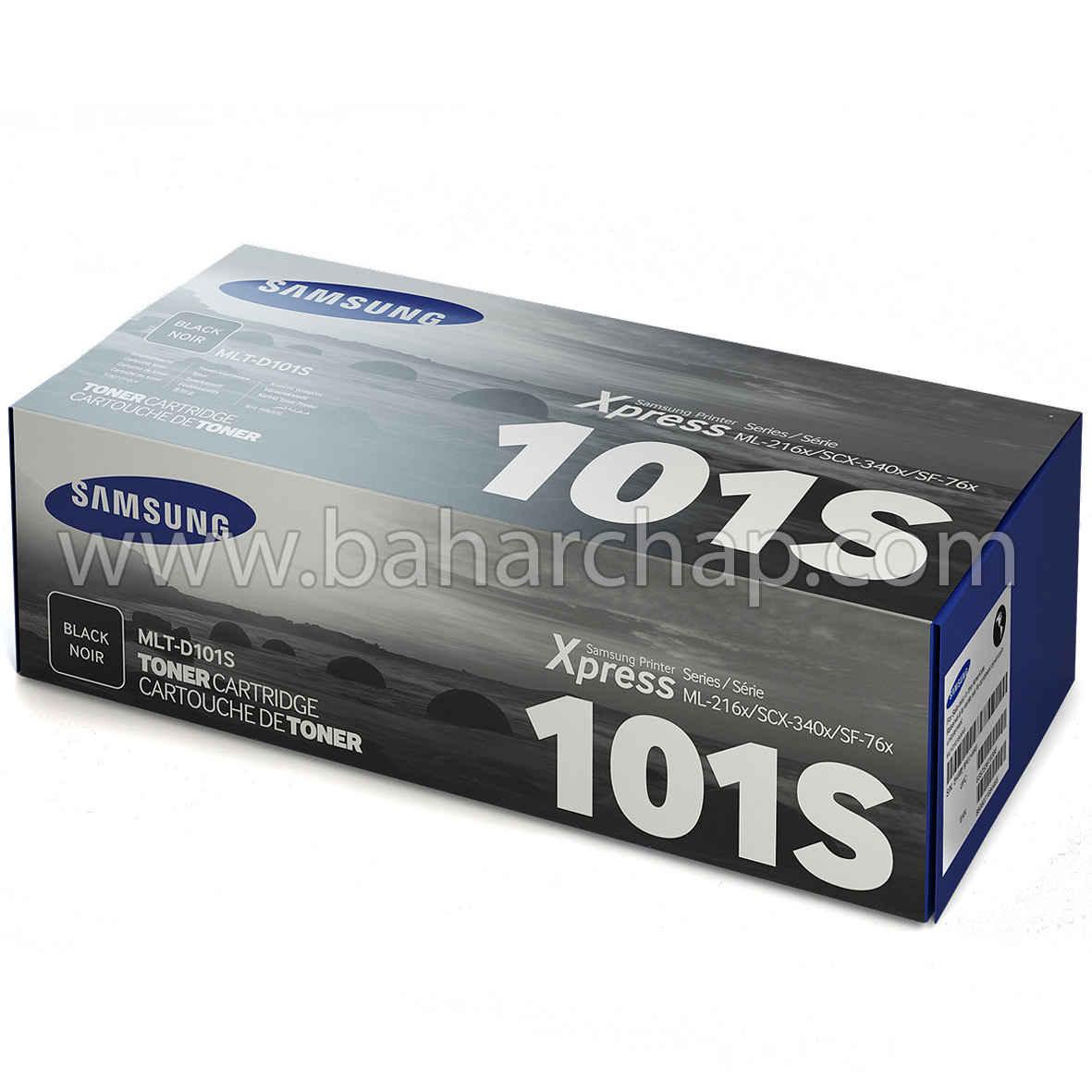 فروشگاه و خدمات اینترنتی بهارچاپ اصفهان-کارتریج 101 ال سامسونگ -Samsung 101L cartridge