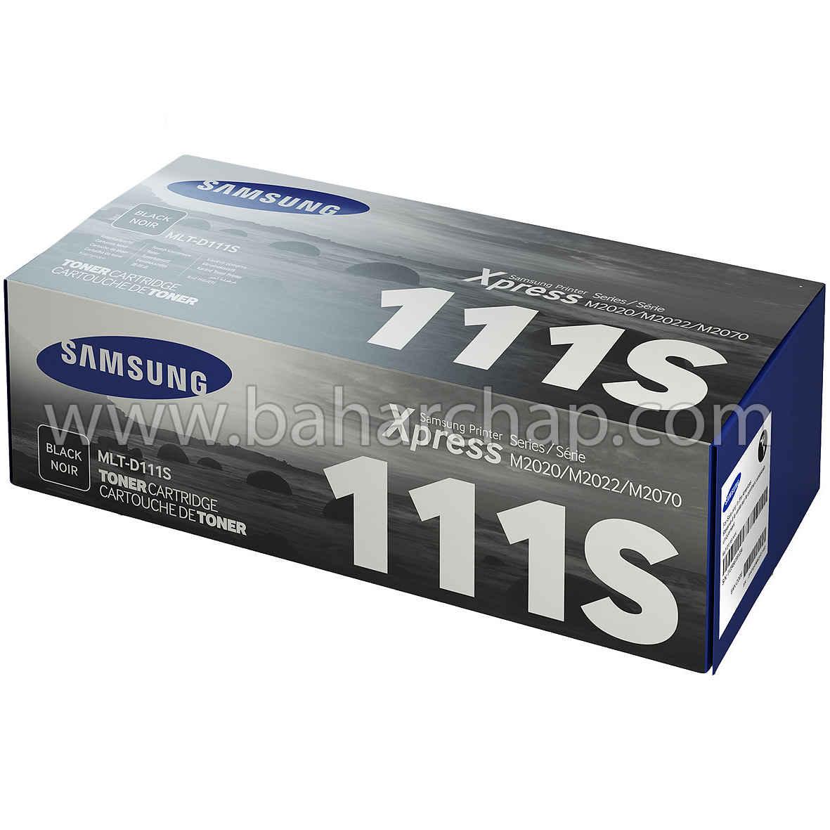 فروشگاه و خدمات اینترنتی بهارچاپ اصفهان-کارتریج 111 ال سامسونگ -Samsung 111L cartridge
