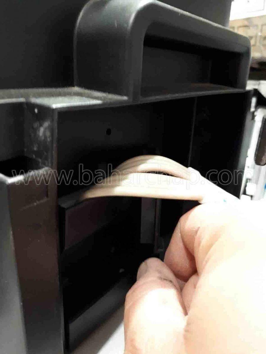 برداشتن دریچه مخزن ضایعات اپسون L1800